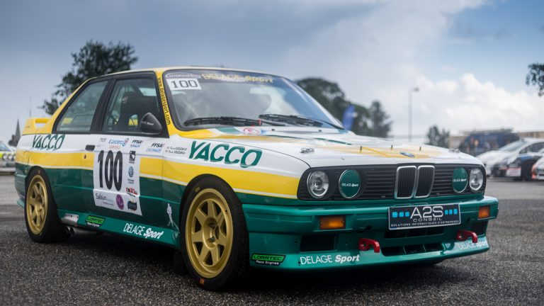 Rallye De Bretagne: BMW M3