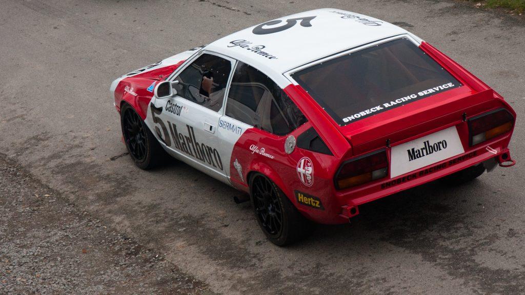 Alfa GTV6 Lohéac