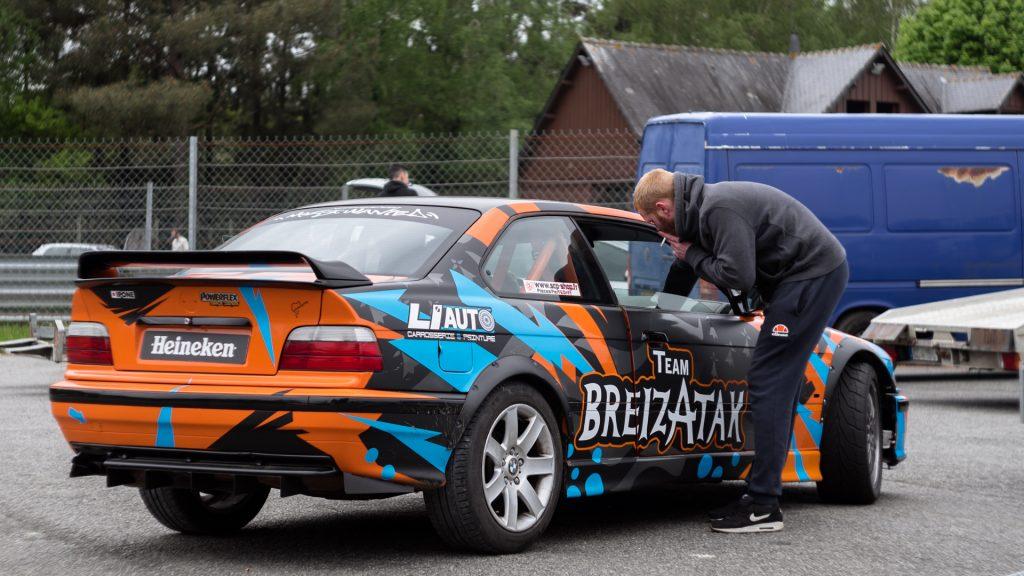 Team Breiz Atak BMW